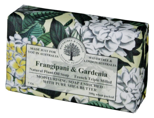 Australian Natural Soap Frangipani
