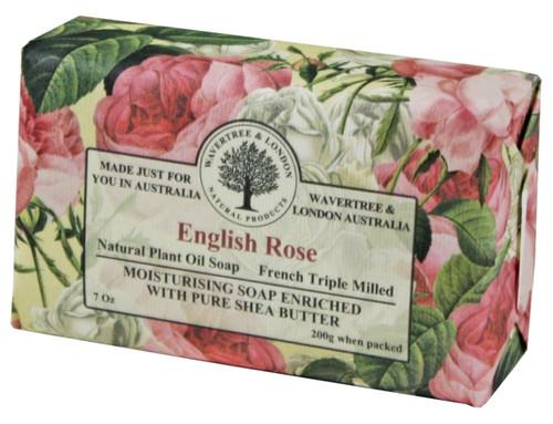 Austraian Natural Soap English Rose