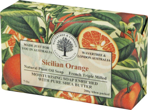 Australian Natural Soap Sicilian Orange