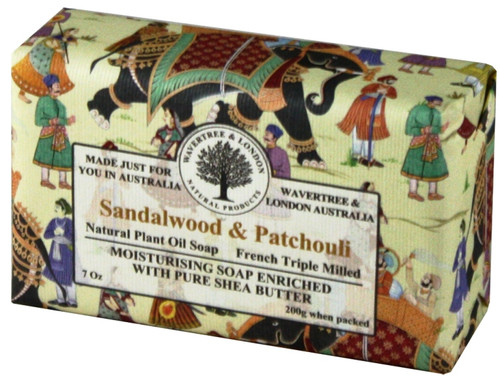 Australian Natural Soap Sandlewood