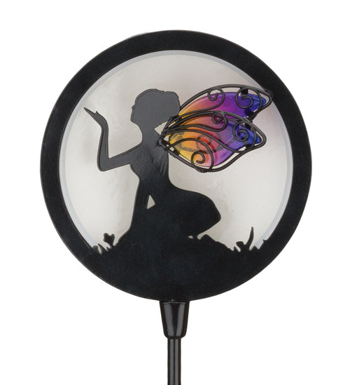 Fairy Lumen Solar Stake Purple