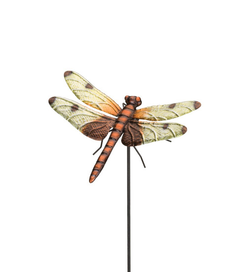 Dragonfly Stake Calico