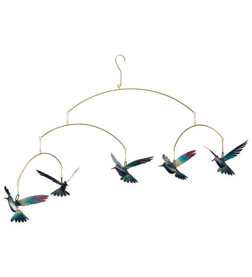 Hanging Hummingbird Mobile