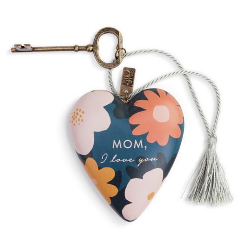 Mom I LoveYou Art Heart