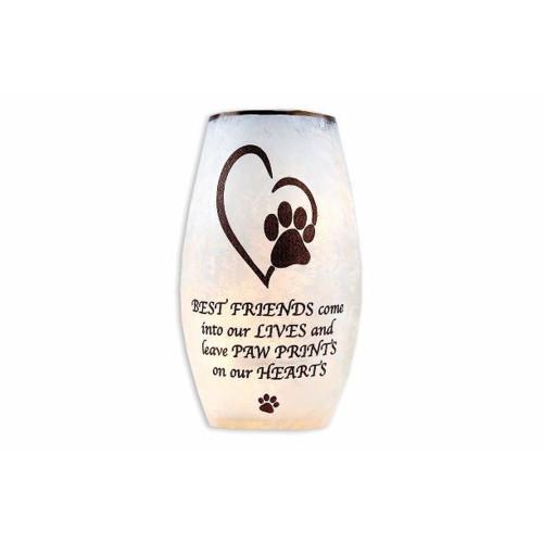 Best Friends Medium Vase Lamp