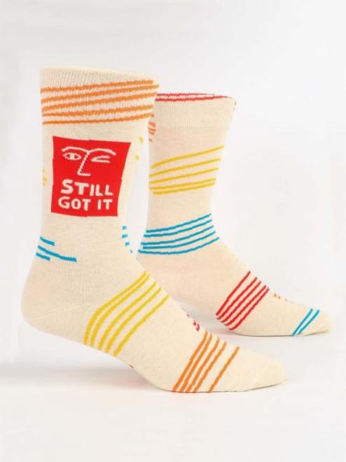 Still Got IT Men's Crew Sock