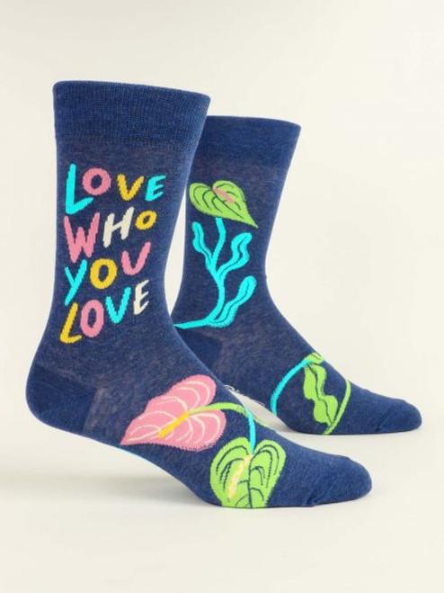 Love Who You Love Women's Sock