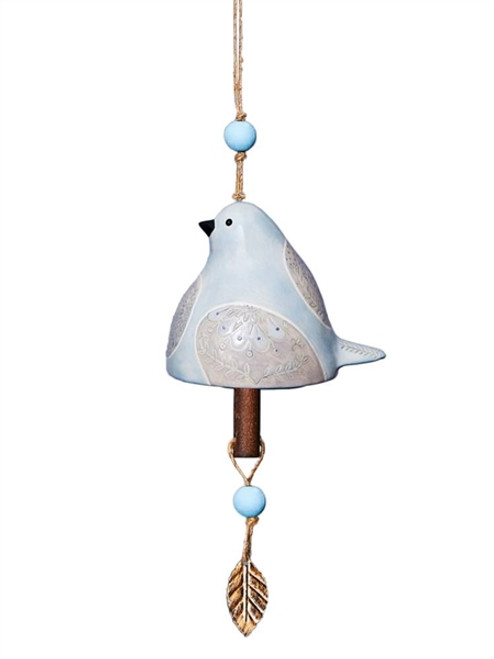 Dove Ceramic Bell