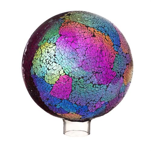 "8"" Baroque Gazing Ball"