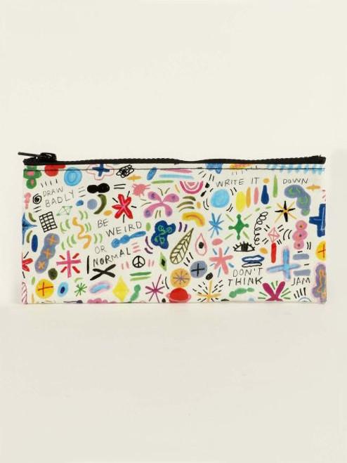Doodle Party Pencil Case