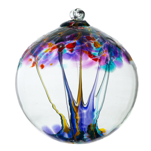 Glass Orb pathways tree of enchantment creativity