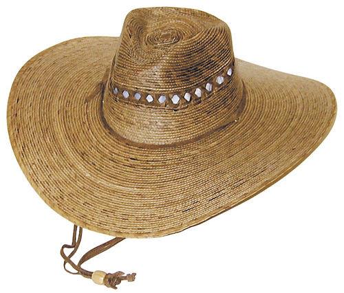 Lattice Gardner Hat XXL