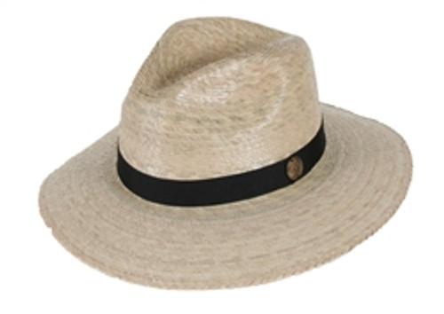 Explorer Black Band Hat L/XL