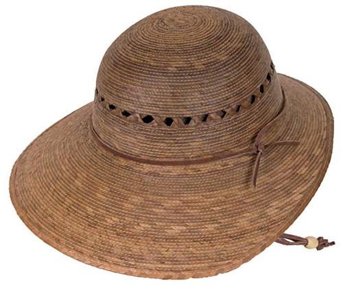 Laurel Lattice Hat