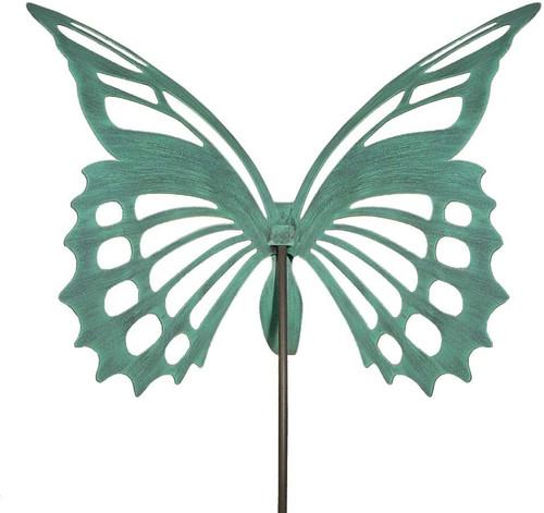 Large Butterfly Garden Stake Verdi