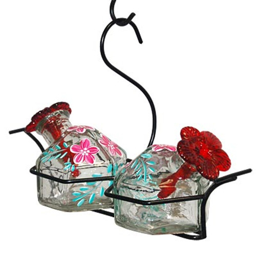 Bouquet Classic 2 Hummingbird Feeder