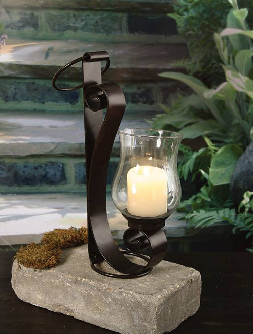 Boston Candle Sconce