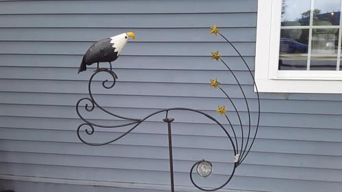 Elegant Soaring Eagle Balancer