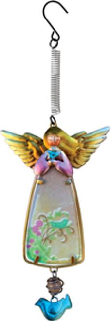 Angel With Bird Bouncy