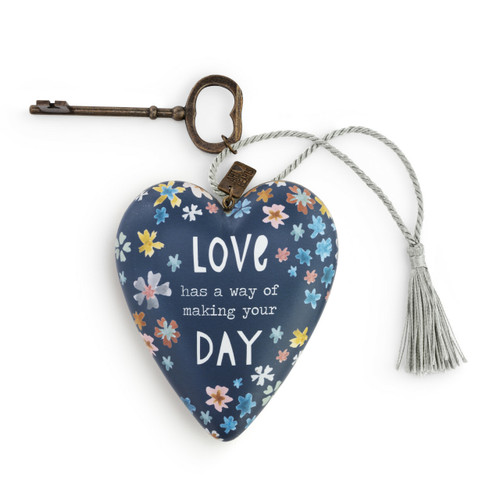 Love Has A Way Art Heart