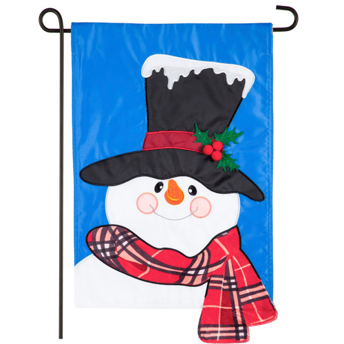 Baby Its Cold Outside Flag