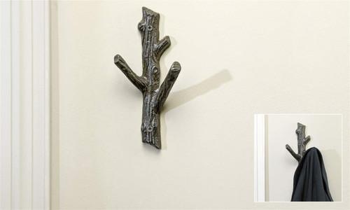Tree Branch Wall Hook