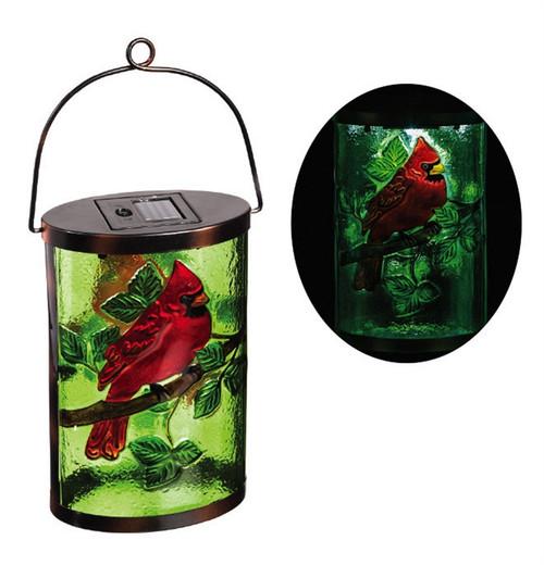 Cardinal Solar lantern