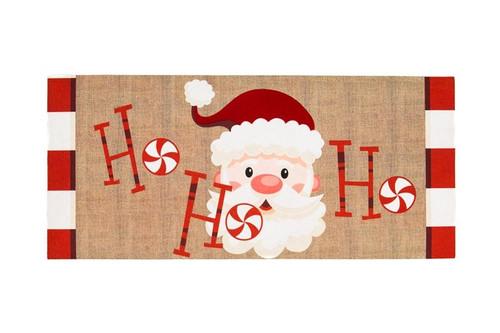 Santa Ho Ho Ho Mat