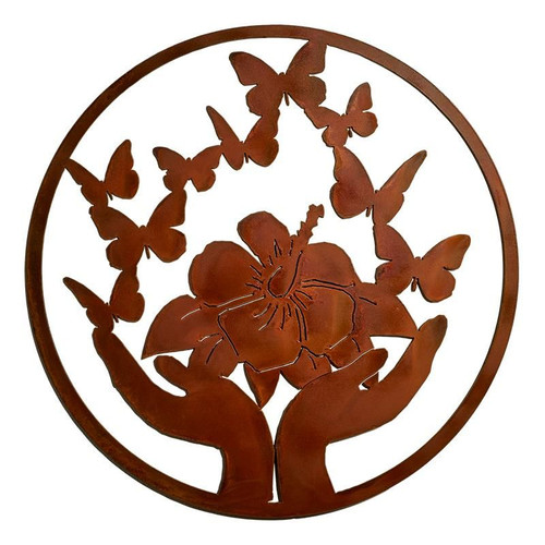 Butterfly Tree Of Life Wall Hanging
