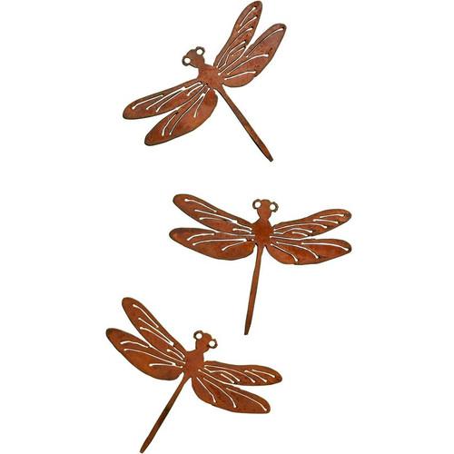 Dragonfly Metal Art