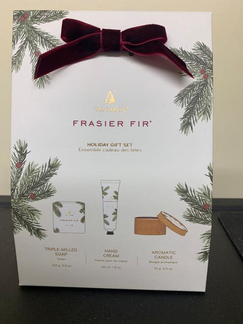 Holiday Gift Set Fraiser Fir