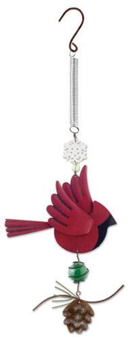 Cardinal Bouncy