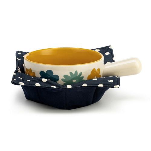 Soup Crock & Bowl Cozy - Floral