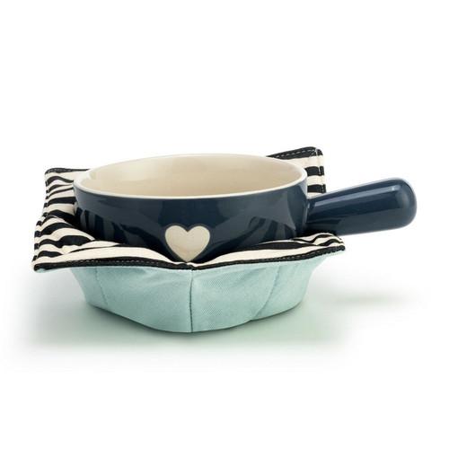 Soup Crock & Bowl Cozy - Homemade