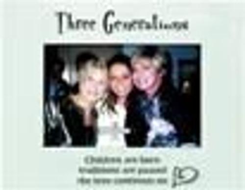 Three Generation Frame