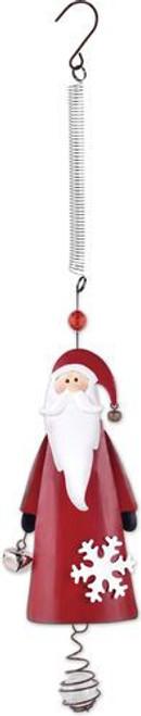 Red Santa Bouncy