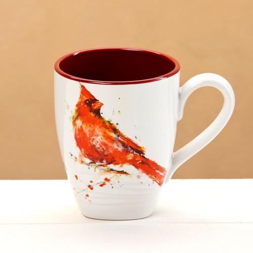 Dean Crouser Cardinal Mug