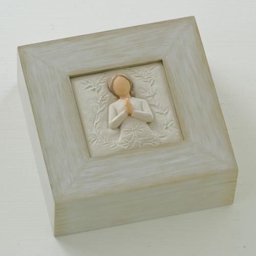 Willow Tree , A Tree, A Prayer memory box.