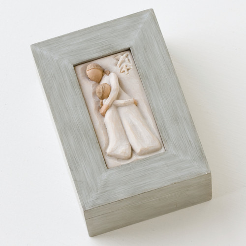 Willow Tree Memory box Mother & Daughter