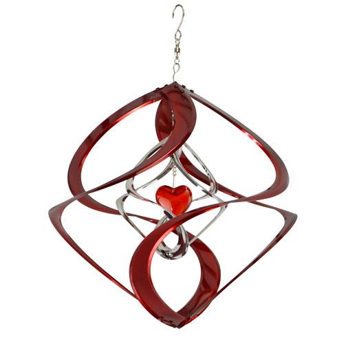 Cosmix Red Heart Spinner