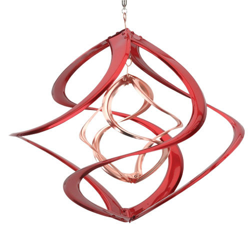 Cosmix Red windspinner