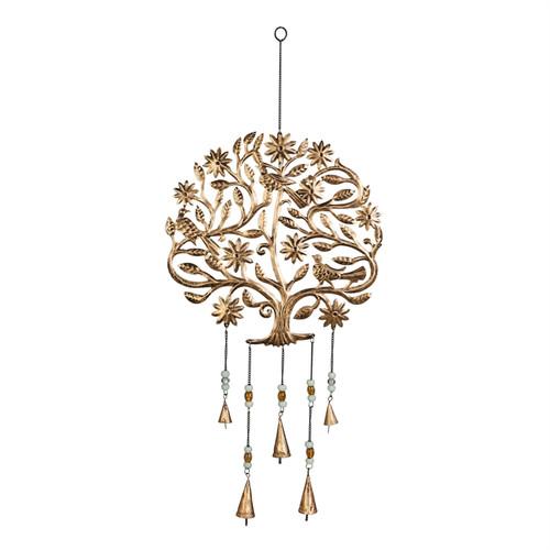 Golden Tree Of Life Bells