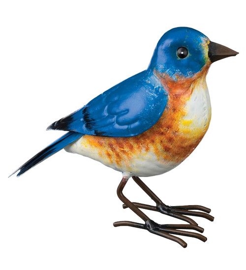 Bluebird Bird Decor