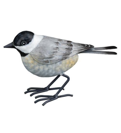 Chickadee Bird Decor