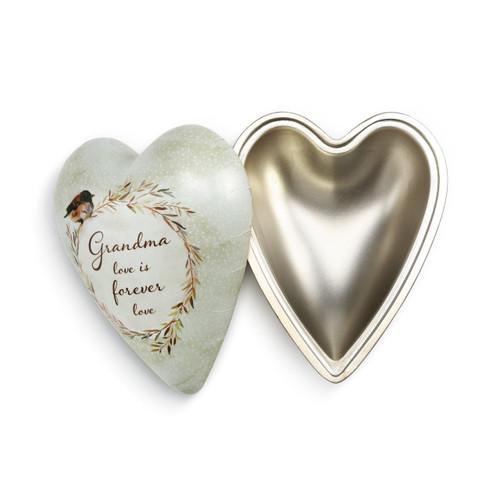 Grandma Art Heart Keeper