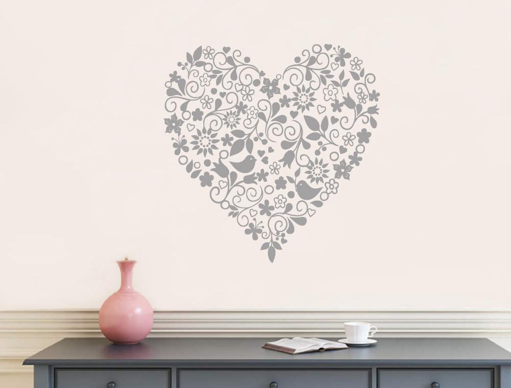 decorative-heart-wall-sticker