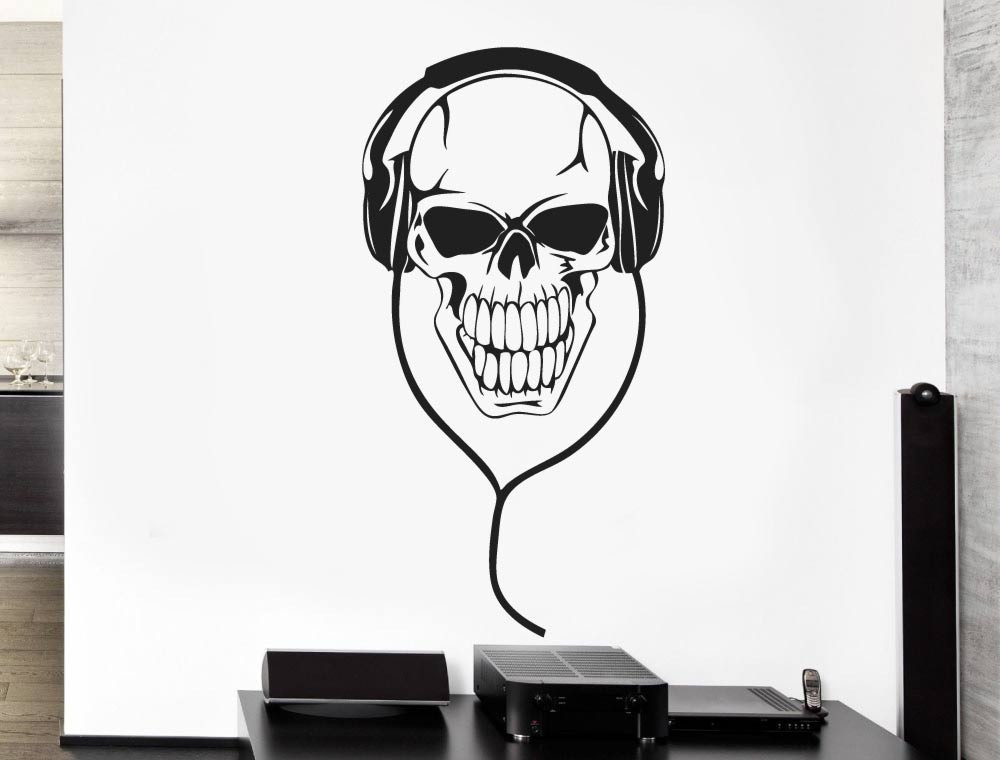skull-wall-sticker