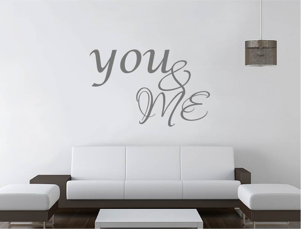 you and me quote grey