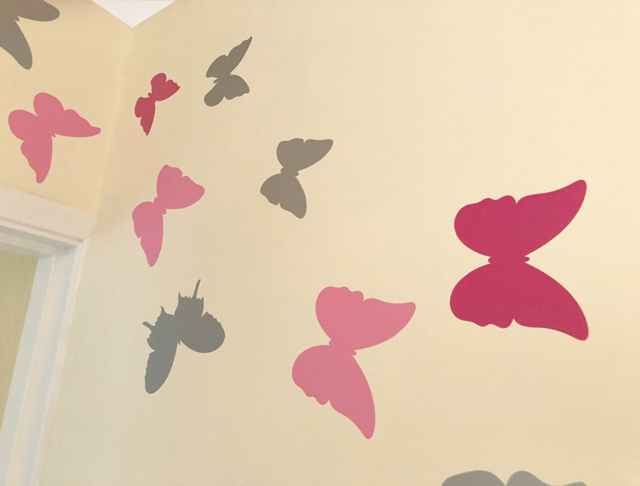Image result for Unique Ways To Use Butterfly Wall Decor and Butterfly Wall Art