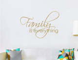 family-is-everything-wall-decal-gold
